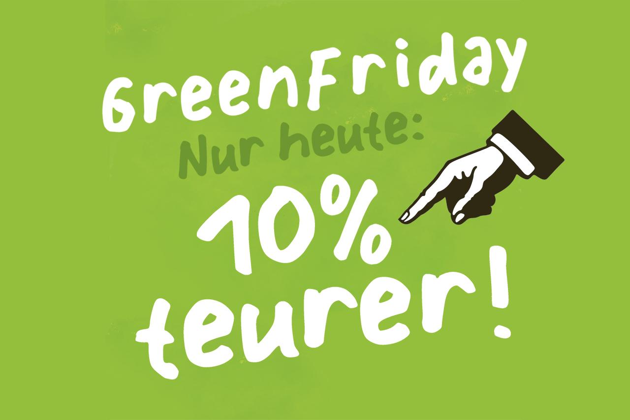 Logo von Delinat für Green Friday: Nur heute 10% teurer!