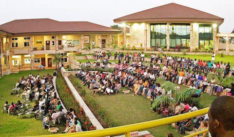 University of Ashesi