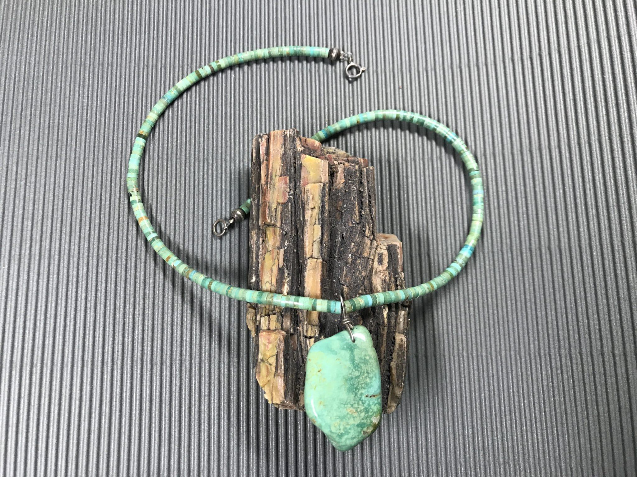 Halsschmuck von Native Americans