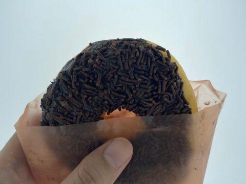 Donut in Biopac aus Seetang